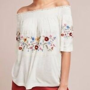 Anthropologie Wanna Gill Top